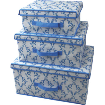 Multi size Non-woven folding storage box