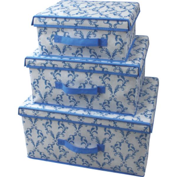 Multi size Non-woven folding storage box