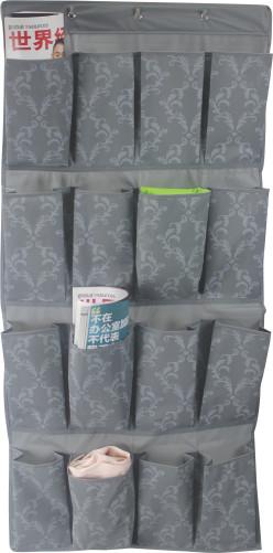 Organizzatore a parete PEVA da appendere con 16 tasche