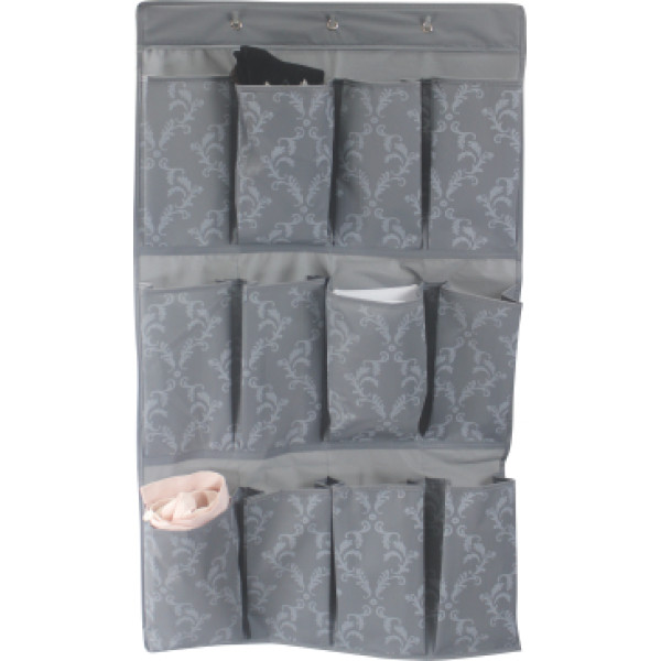 Convenient Wholesale  PEVA hanging organinzer with 12 pockets