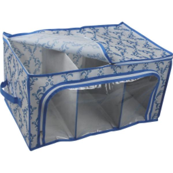 Custom Multi size Cardboard Deep Storage Box