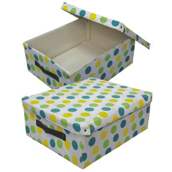 Hot-pressed Non-woven Storage Box Wholesale & China Storage Box Manufacturer ,OEM & ODM Available