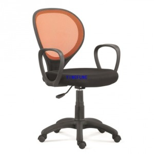 Fashion Mesh Office Furniture Computer Swivel Staff Small Chair