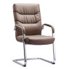 Modern multicolor  PU Meeting Room Office Visitor Chairs with Arms leather furniture