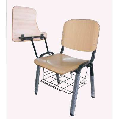 Plywood and Metal Frame Office Student Chair(YF-304A)
