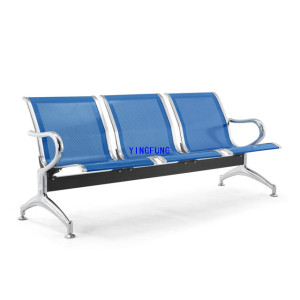 Wholesale High Quality Stainless Steel Waiting Chair