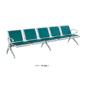 5 Seats Bench Furniture Waiting Room Chairs Airports  Waiting  Chairs