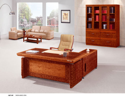 Concise style wooden like Office Desk