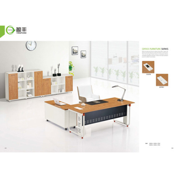 Simple and relaxed  Executive Tables Office Desk  Staff Table