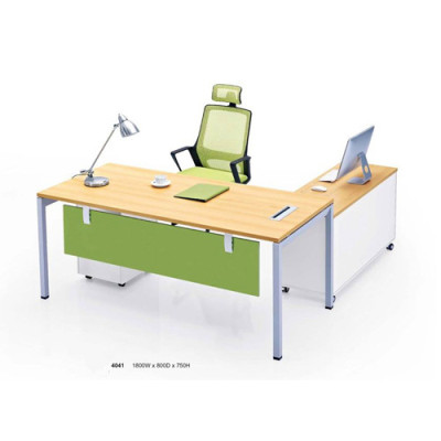 Super Sturdy HDF wood Office Desk  Workstations Computer Desks