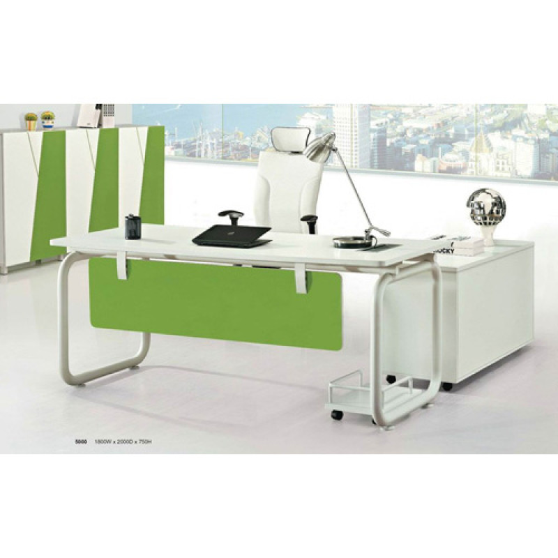 Fashionable And Simple Workspace Computer Desk(YF-D5000)