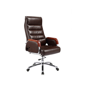 Wholesale High-back PU Office Swivel Chair(YF-9556)
