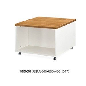 Fashionable Square tea table-18E0601