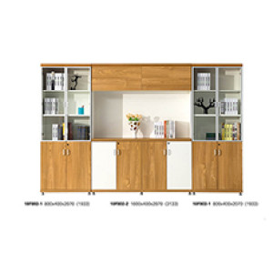 Modern office file cabinet(YF-18F802)