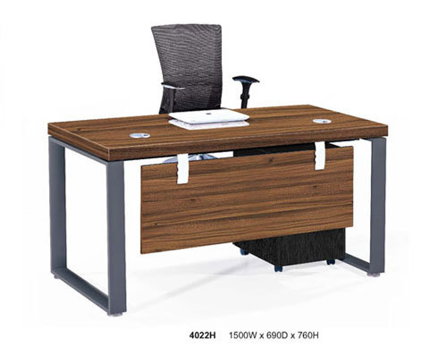 Modular Office Desk With Mobile Desk File Cabinet(YF-4022H)