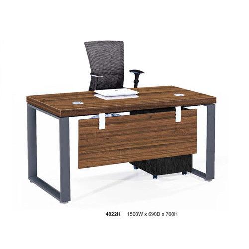 Wholesale Melamine Office Desk With Mobile Desk File Cabinet(YF-4022H)