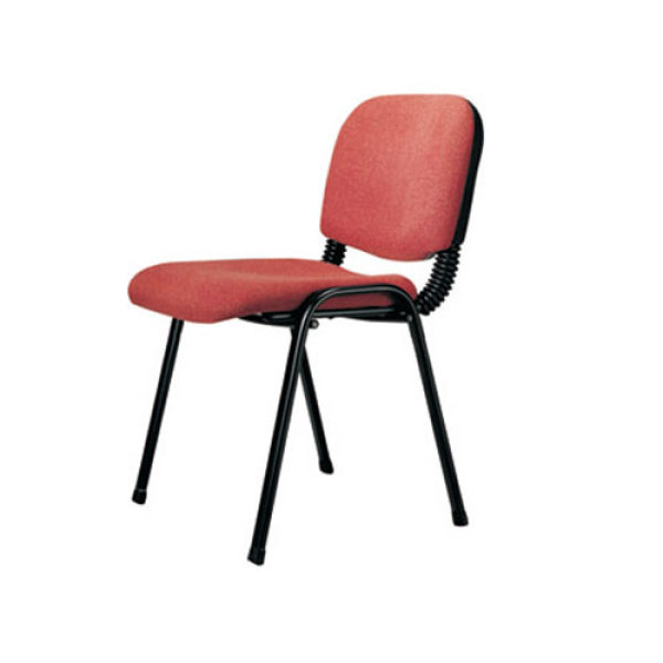 Stacking Chair with soft fabric cushion and backrest (YF-304A)