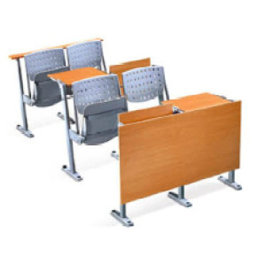 Wholesale School Furniture Student Classroom Desks and Chairs for Project (YF-ST207WJ)