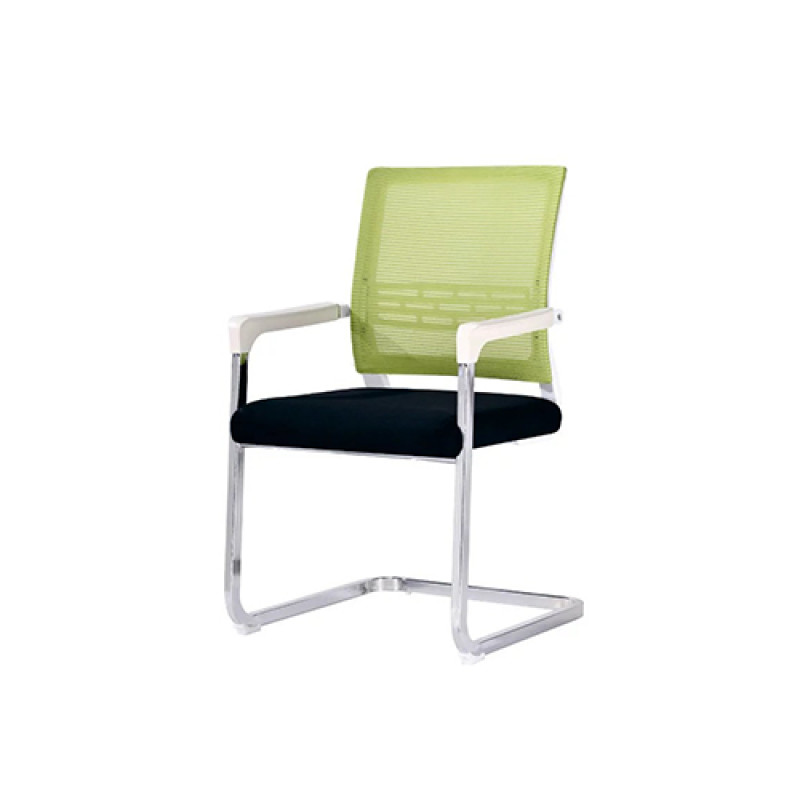 Wholesale Middle Back Mesh Office Visit Chair With Mesh Seat And Back(YF-C122)