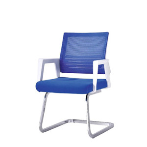 Wholesale Mesh office visitor chair with PP armrest(YF-A123)