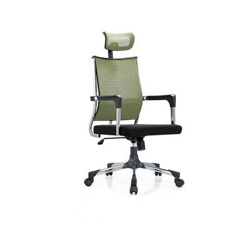 Wholesale Double colored genuine mesh swivel chair(YF-116D-Green)
