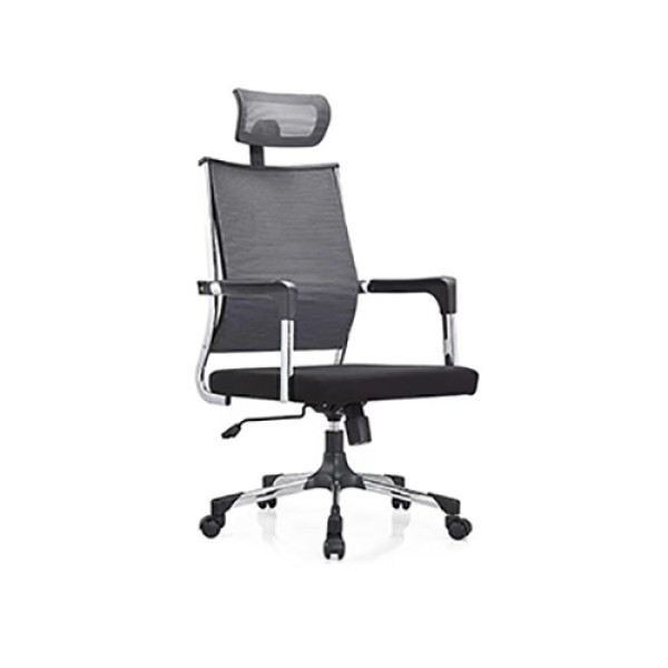 Wholesale High Back PU Leather Office Executive Chair with armrest(YF-116D)
