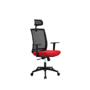 Wholesale High Back Mesh Office Chair With PP Back Frame And Armrest, PP Base(YF-5590A)