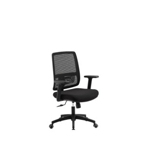 Wholesale Office Mesh Chair With Nylon Base and Armrest,PP Back Framne(YF-5599)