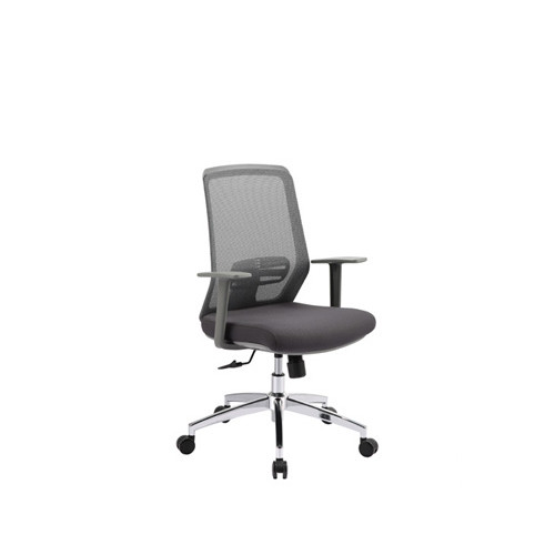 Wholesale Mesh office chair with PP back frame and armrest, chrome base(YF-5610)