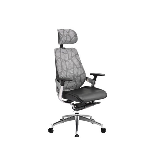 Wholesale Ergonomic Office Chair with Aluminum Base,PP Back Frame(YF-9600A (2))