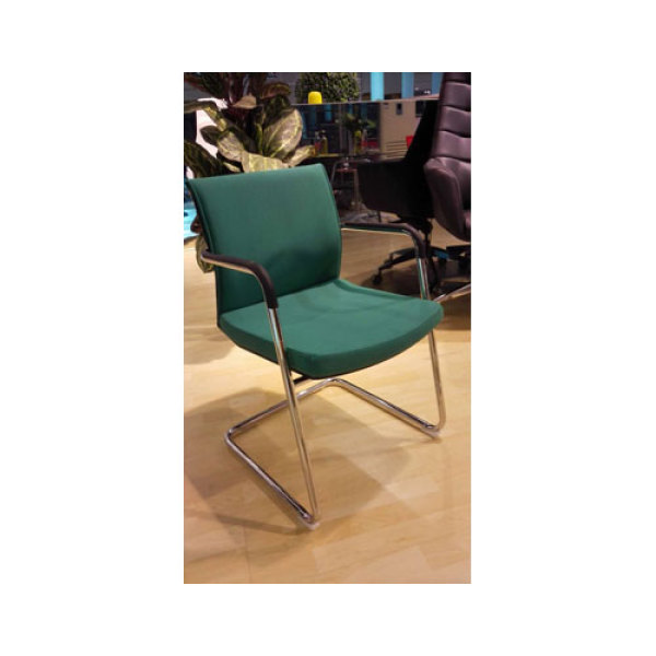 Wholesale mesh office task chair with armrests and aluminum base(YF-153C)
