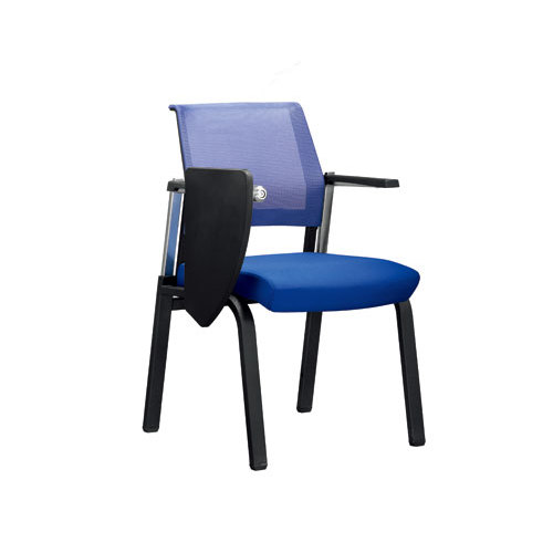 Wholesale Meeting Training Mesh Chair Conference Folding Writing Chair(YF-2625WB)