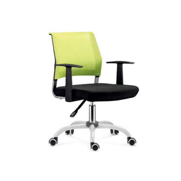 Wholesale Mesh office Task chair with PP back frame and armrest, chrome base(YF-5623)