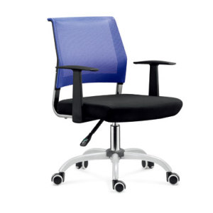 Wholesale Mesh office Task chair with PP back frame and armrest, chrome base(YF-5623)