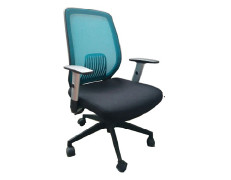 Wholesale mesh task swivel office chair with PP armrests and Nylon base(YF-5337-1)