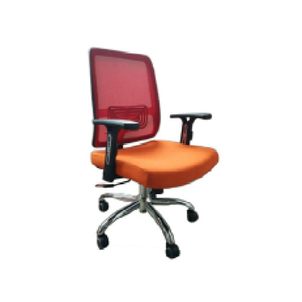 Wholesale Mesh Swivel Task Office Chair with Adjustable Armrests(YF-5540)