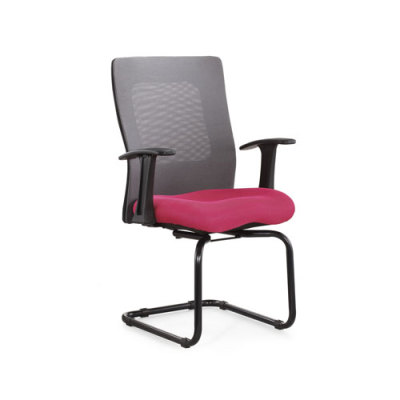 Wholesale Mesh Office Chair with Powder-coated Base(YF-5055-2C)