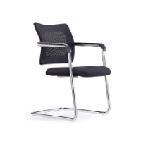 Wholesale Office Task Chair with PVC Armrest and Chrome Base(YF-5057)