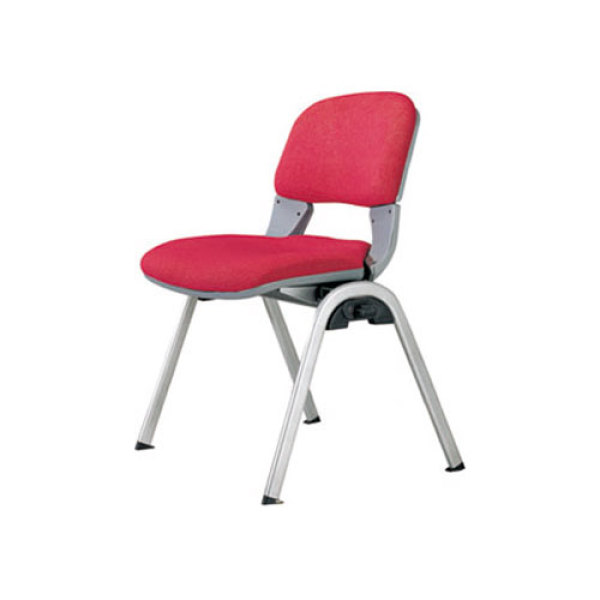 Wholesale Mesh Office Stacking Chair With Chrome Base(YF-031)
