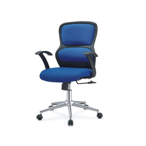 Wholesale mesh office chair with nylon base(YF-061-1)