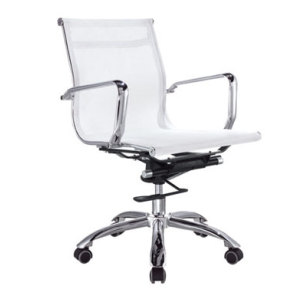 Wholesale Mesh Swivel Aluminum Task Chair(YF-011)