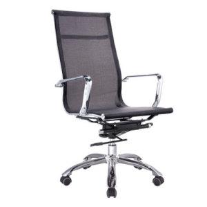 Wholesale Mesh Swivel Aluminum Task Office Chair(YF-012)
