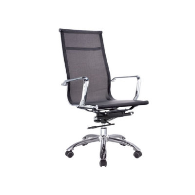 Wholesale Mesh Swivel Aluminum Task Office Chair(YF-012)