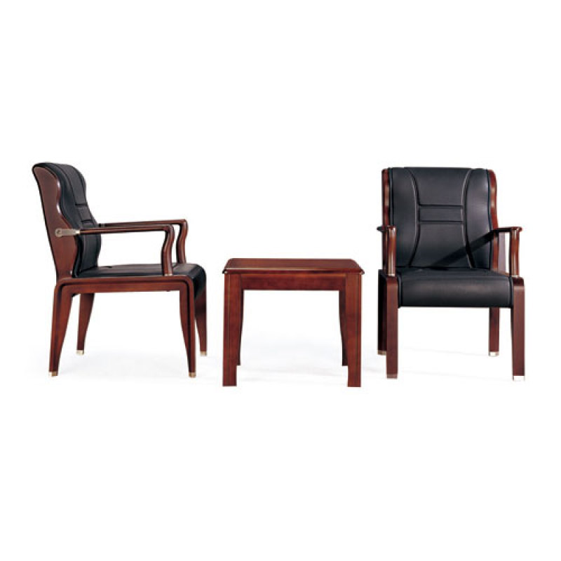 Wholesale wooden office conference chair for visitors(YF-201-1)