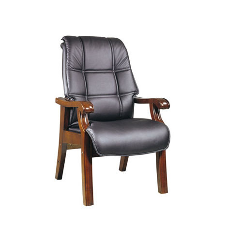 Wholesale Wooden 4 Leg Office Visitor Chair(YF-222)