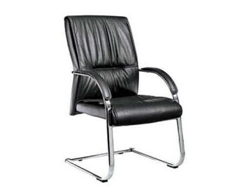 Yingfung Office Visitor Chair with Chrome Frame