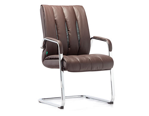 Wholesale Leather Office Visitor Chair (YF-2373)