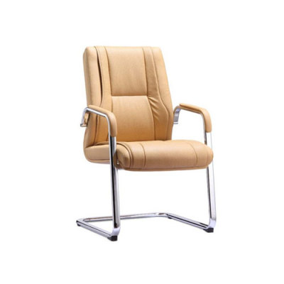 Wholesale PU Or Leather Office Visitor Chair With Metal Frame(YF-2512-Y)