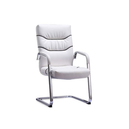 Wholesale PU Office Conference Chair With Metal Frame(YF-2518)