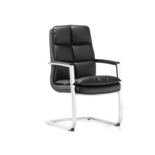 Wholesale PU Or Leather Office Conference Chair With Metal Frame(YF-2546)